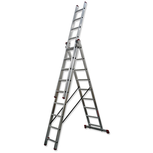 TR3 - Escalera Transformable Triple