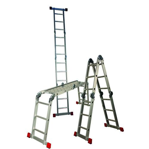 MULTI-3x4 - Escalera Articulada Multiusos