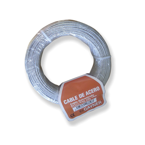 Cable Acero Galvanizado