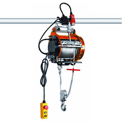 Polipastos Eléctricos de Cable